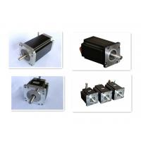 Wholesale High Torque 4 Phase Hybrid Stepper Motor 110BYGH 110mm 2.88 - 7.28V Voltage from china suppliers
