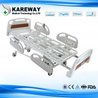 Quality Length Extension Hospital Patient Bed Five Functions With Mesh Frame Mattress for sale