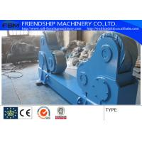 Wholesale 150 Ton Self-aligned Welded Rotators Turntable 6 KW Heavy Duty from china suppliers