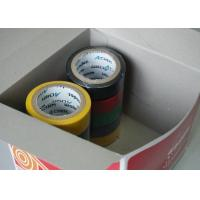 Wholesale 0.185mm Thicknes Submarine Cable PVC Electrical Tape For Insulat Joints from china suppliers