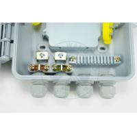 Wholesale FTTH-XY-P-16 16 Core Fiber Optic Splitter Distribution box Fiber to The Home Box from china suppliers