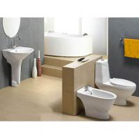 Quality smoothly graze bathroom ceramic siphonic wc bowl and washdown water closet gravity flushing toilet for sale
