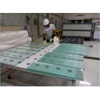 Quality Industrial Glass Laminating Equipment , Thermal Lamination Machine For Solar Laminated Glass for sale
