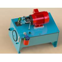 Wholesale AC380V 4KW Industrial Hydraulic Power Unit For Single Acting Cylinders from china suppliers