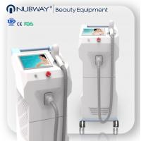 Wholesale 808nm Diode Laser Medical Beauty Equipment For Woman Hair Reduction (Clinic Use) from china suppliers