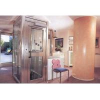 Wholesale Home Elevator Lift with flexible decoration series machine room less from china suppliers