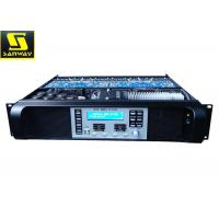 Wholesale 4 X 625W Outdoor Digital Power Amplifier With DSP Function Processor from china suppliers