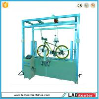 Wholesale 5HP Frequency Motor Lab Test Machines IP Test Equipment Bycicle 100LB Carrying Load Performance from china suppliers