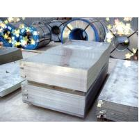 Wholesale Structural Galvanized Mild Steel Plate / Sheet , Zinc Coated 50 - 350 g/m2 from china suppliers