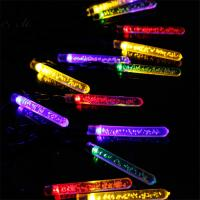 Wholesale 4.8M Length Fancy Led Christmas Solar String Lights 12 Hours Lighting from china suppliers
