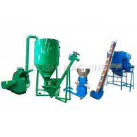 Wholesale 100 - 1000kg/h Capacity Top Grade High Performance Poultry Feed Pellet Production Line from china suppliers