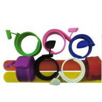Wholesale Colorful Silicone 16GB Wristband USB Flash Drive 2.0 Interface from china suppliers