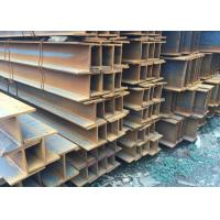 Wholesale Structural Carbon H Steel Beams With Grade EN S235JR S355JR , Hot Rolled MS H H Section Steel Beam from china suppliers