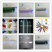 Wholesale High quality borosilicate 3.3 glass tubing / pyrex glass pipes from china suppliers