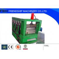 Wholesale 1.5 mm - 2.0 mm Thickness Galvanized Steel Cutting Machine With 5 T Uncoiler from china suppliers