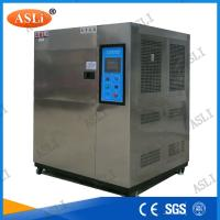 Wholesale Cold And Hot Thermal Shock Chamber , Thermal Test Chamber Water Cooling from china suppliers
