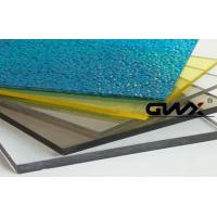 100% Virgin Bayer PC Solid polycarbonate roofing panel For industrial building