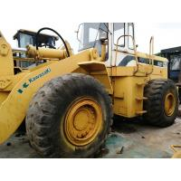 Wholesale Used 2008  kawasaki wheel loader KLD85Z-III front end loader for sale from japan from china suppliers