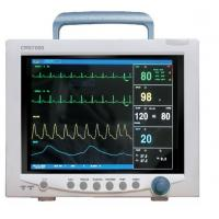 Wholesale Touch Screen 12.1 inches TFT LCD Cardiac Monitor CMS7000 Plus with 6 parameters for ICU from china suppliers