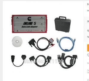 Wholesale komatsu diagnostic tool( Komatsu-8 etc.) Inline5 from china suppliers