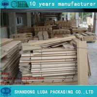 Quality Luda paper corner protector in low price clear corner wall protectors packing for sale