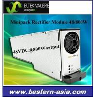 Wholesale Eltek Valere Minipack Rectifier Module 48V/800W from china suppliers