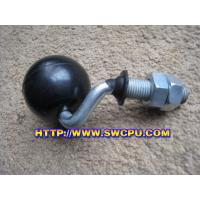 Buy cheap iron and plastic furniture caster/chair wheels from wholesalers