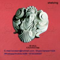 Wholesale Exquisite Carving PU Niches Wall hanging decoration from china suppliers