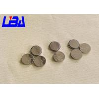 Wholesale Light Weight CR 2032 3v Lithium Battery , Long Life Button Cell Battery from china suppliers