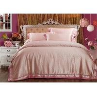 Wholesale Contemporary Tencel Bedding Luxury Bed Linens Silk Quilt Pink Pillowcase from china suppliers