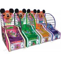 Wholesale Children Basketball Arcade Game Lottery Redemption Game Machine Indoor Mickey Type from china suppliers