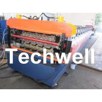 Wholesale Double Layer Roofing Sheet Making Machine For Corrugated and IBR Sheeting from china suppliers