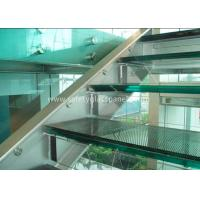 Wholesale Double Glazed Window Laminated Safety Glass Panels 4.38mm Annealed Security from china suppliers