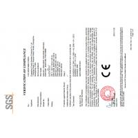 Guangzhou Fourto Sanitary Products Co., Ltd Certifications