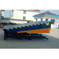 Wholesale Stationary Type Loading Dock Ramp for Loading Cargo , 10000Kg from china suppliers
