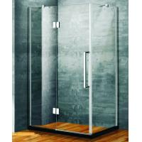 Wholesale bathroom,shower door, shower enclosure,shower room , stainless steel shower glass HS-06 from china suppliers