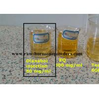 Quality Safety Injectable Anabolic Steroids Oil Based Dianabol 80 For Muscle Building for sale