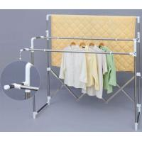 Wholesale Balcony Metal Heavy Duty Clothes Drying Rack Telescopic Type For Kids Clothes from china suppliers