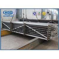 Quality Stainless Economizer In Boiler Waste Incineration Plant High Temperature And Pressure Resitance for sale