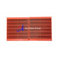 Buy cheap MD -3 Triple Deck Vibrating Screen Wire Mesh For Drilling Waste Management from wholesalers