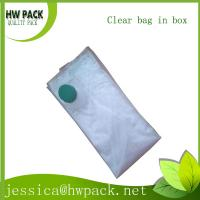 Buy cheap clear PA bag in box for  liquids from wholesalers