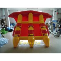 Wholesale Customized PVC Tarpaulin Inflatable Fly Fish For Amusement from china suppliers