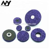 Quality 3m 7 Inch Paint And Rust Removal Stripping Disc 80 Grit 120 Grit Non Woven Nylon for sale