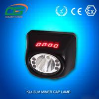 Wholesale KL4.5LM Digital LED Mining Lamp Porttable 1w Explosion Proof Cordless from china suppliers
