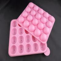 Wholesale New design silicone chocolate candy molds safe for dishwasher, microwave, oven and freezer from china suppliers