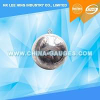 Wholesale 50mm Diameter Test Steel Ball of IEC60950 from china suppliers