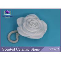 Wholesale Vanilla Scent Aroma Diffuser Scented Stones Flower Shape Aroma Plastic from china suppliers
