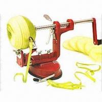Wholesale Apple Peeler and Cutter, Easy to Operate and Clean, Also Great for Pears and Potatoes from china suppliers