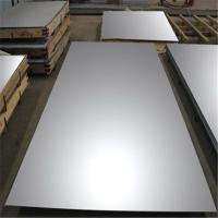 Wholesale Decorative Mirrored 4 x 8 Stainless Steel Sheet Hot Rolled 321 / 310S / 309S from china suppliers