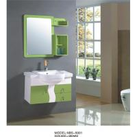 Wholesale 80 X49/cm PVC bathroom cabinet / wall cabinet / hung cabinet / white color for bathroom from china suppliers